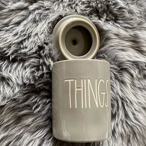 Rae Dunn Things small Canister